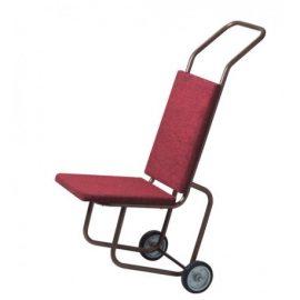 עגלה להובלת כסאות