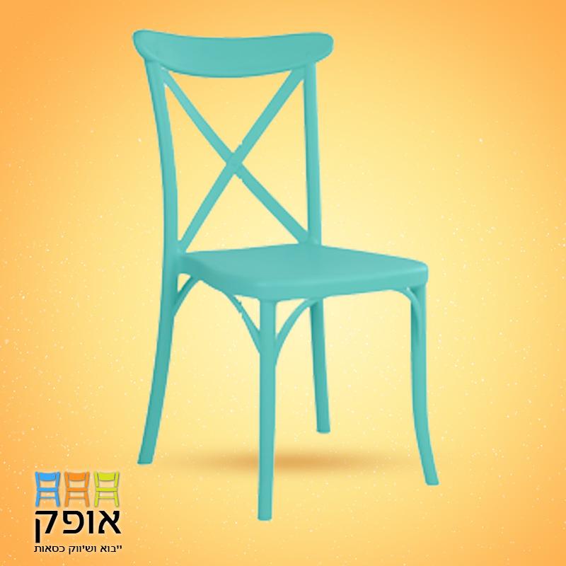 כסאות לאולמות - דגם איקס טורקיז
