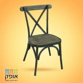 כסאות מעץ - דגם טיק חדש