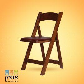 כסא מתקפל עץ 1
