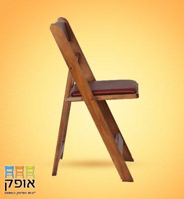 כסא מתקפל עץ 2