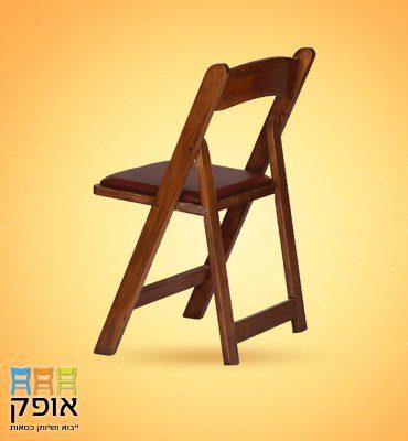 כסא מתקפל עץ 3