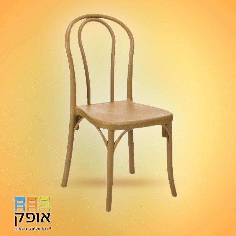 כסאות נערמים - דגם טונט