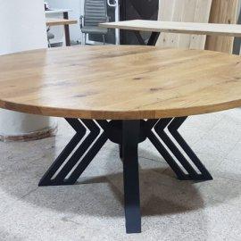שולחן עגול לאולמות אירועים