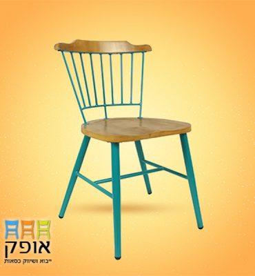 כסאות לאולמות - דגם מניפה טורקיז