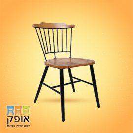 כסא עץ מניפה - אופק כסאות