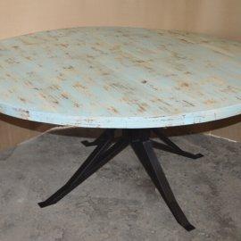 שולחן עגול איכותי